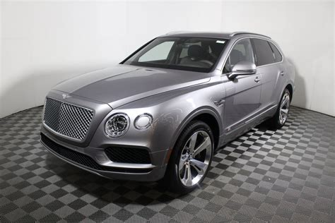 New 2018 Bentley Bentayga W12 Signature Awd Suv In Hopkins