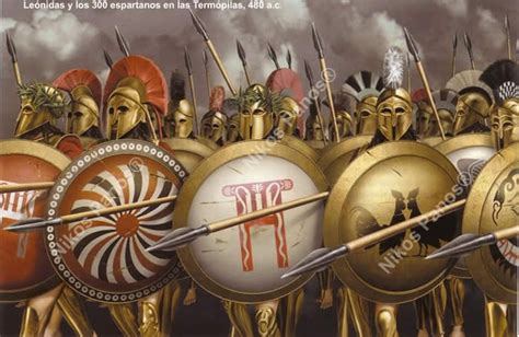 Spartani Contro Persiani by La Battaglia Delle Termopili Mente Digitale