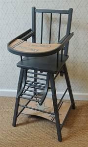 Chaise Haute Scandinave Bebe : chaise haute b b vintage raymonde bricolage pinterest b b chambres b b et chaise de b b ~ Teatrodelosmanantiales.com Idées de Décoration