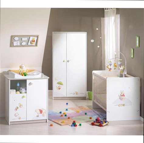 chambre de bebe complete chambre complete bebe winnie lourson idées de design