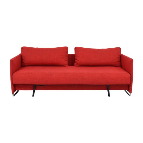 Tandem Sleeper Sofa by Cb2 Sofa Bed Cb2 Tandem Sofa Sleeper Bat Reno