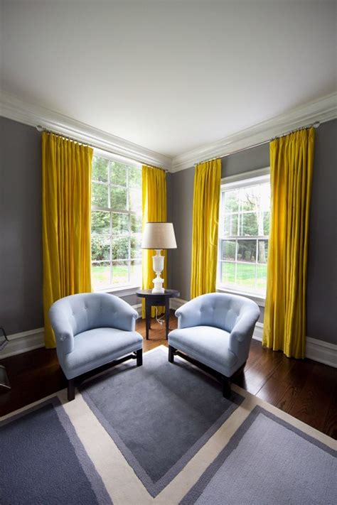 grey  bright yellow home sweet home pinterest