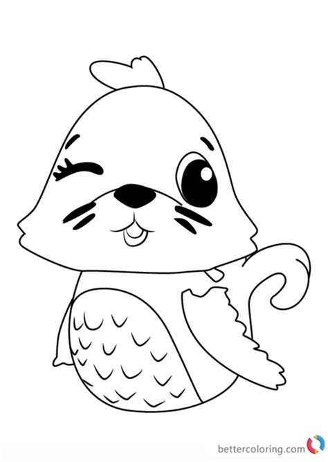 Hatchimals Coloring Pages Coloring Ideas For Kids