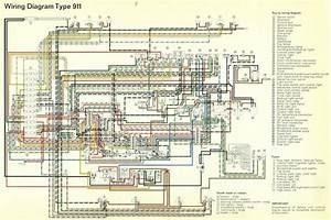 1968 911l Wiring Diagram   Does Anyone Have One