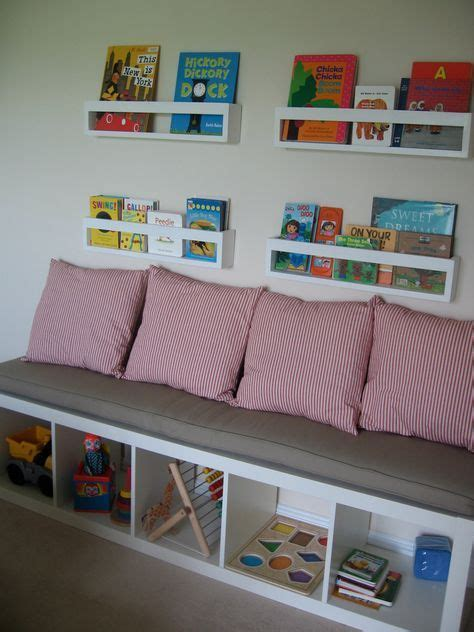 Kinderzimmer Gestalten Kallax ikea kallax custom cushion playroom nursery