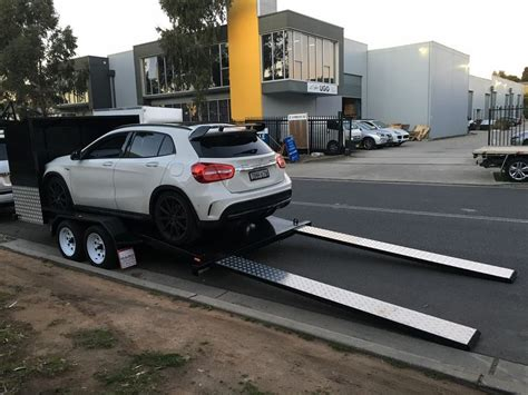 What Are The Different Types Of Car Trailers?