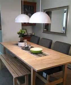 Banc Salle à Manger : salle manger comment choisir les bons meubles ~ Teatrodelosmanantiales.com Idées de Décoration