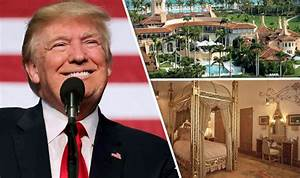 Inside Donald Trump's astonishing winter White House ...