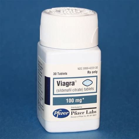 viagra 100mg 30 tablets bottle mcguff medical products