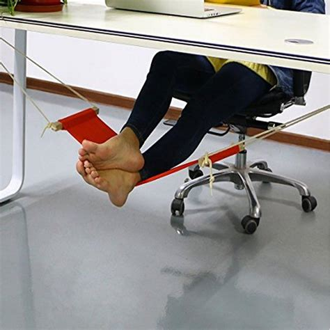 Foot Rest Hammock by 2019 Portable Office Foot Hammock Mini Rest Stand