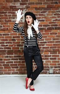 Kostüm Pantomime Damen : karnevalskost me selber machen das sind die genialsten diy kost me karneval fasching ~ Frokenaadalensverden.com Haus und Dekorationen