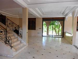 Locations villa 6 chambres targa marrakech agence for Charming meuble pour petite entree 14 maison accessible 1 detail du plan de maison accessible