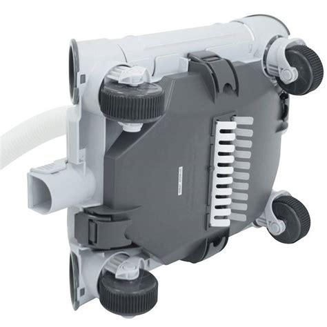 Robot Piscine Hors Sol Robot Nettoyeur Intex Achat Vente Chez Irrijardin