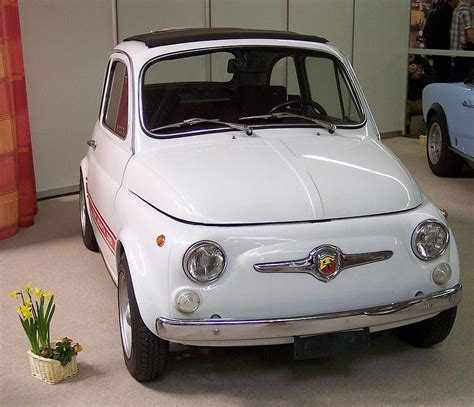 Fiat 500 Abarth Wiki by File Fiat 500 Abarth White V Tce Jpg Wikimedia Commons