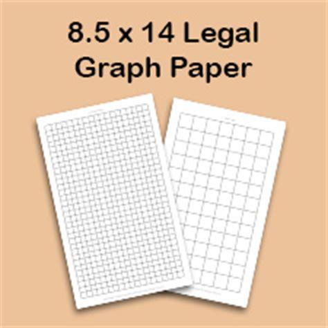 graph paper template  legal printable