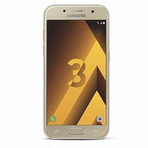 A3 2017 Fiche Technique : samsung galaxy a3 2017 or mobile smartphone samsung sur ~ Maxctalentgroup.com Avis de Voitures
