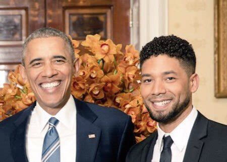 Image result for smollett connection to obama's