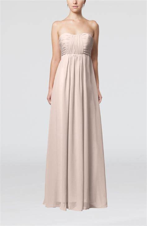 light pink dress for wedding guest light pink guest dress plain empire sleeveless zip up
