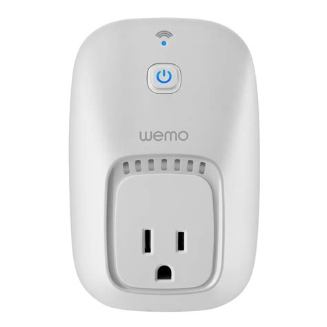 alexa controlled light switch amazon com wemo switch wi fi enabled control your