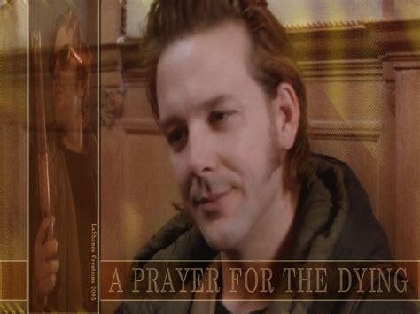 prayer   dying