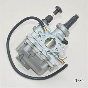 New Carburetor Carb For Suzuki Lt80 Lt 80 Quadsport Atv 87
