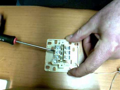 raccordement d un conjoncteur t 233 l 233 phonique