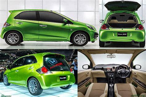 Foto Brio Satya E Modif by Mobil Murah Buatan Indonesia Honda Brio Satya Laurencius