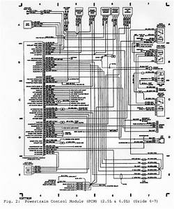 1992 Pcm Wiring Diagram