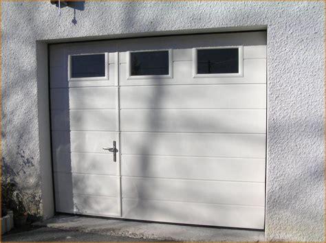 Serrure Porte De Garage Sectionnelle Leroy Merlin