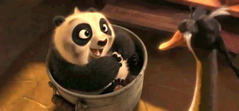 baby po gif kung fu panda photo  fanpop