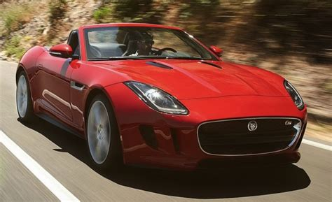 2013 Jaguar F-type Starting Price ,000