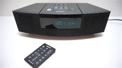 Bose Wave Radio Am Fm Cd Player Awrc1g