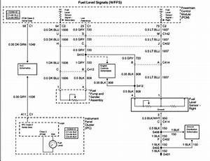 Fuel Sending Unit Wire Diagram