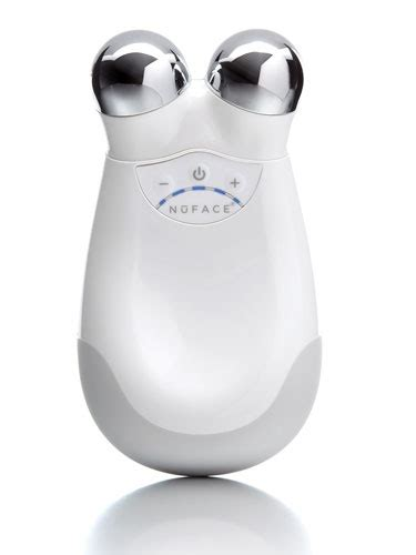 NuFACE Trinity Facial Toning Device - Get a lifted, toned