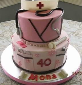 Nurse Theme Cake - CakeCentral com