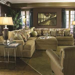 huntington house 7100 casual contemporary l shape With 7100 sectional sofa by huntington house
