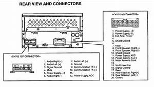 2012 Toyota Tacoma Radio Wiring Diagram