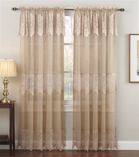 Annas Linens Curtains Drapes by S Linens Kitchen Curtains Images