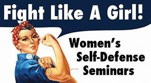 Women's self Defense Seminar - CrossFit Schaffhausen