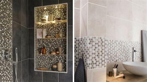 Deco Mosaique Salle De Bain 5 Id 233 Es De Carrelage Pour La Salle De Bains