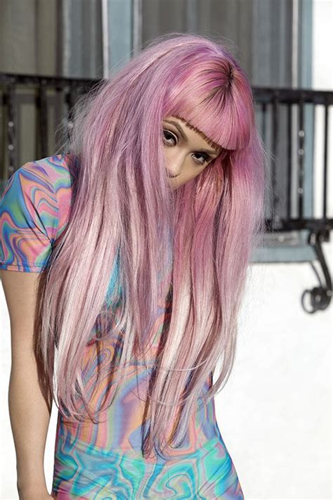 top  pastel pink hair colors hair colors ideas
