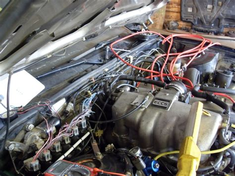 rb wire tuck nissan nissan