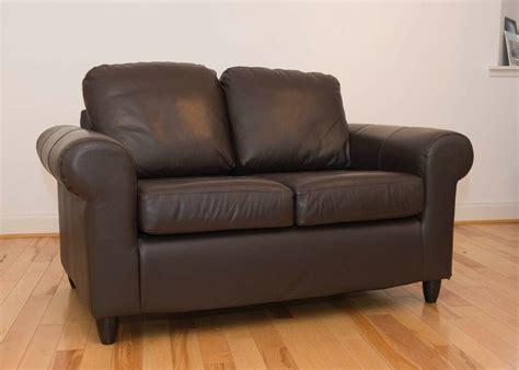 Ikea Leather by Ikea Leather 2 Seater Sofa In Perth Perth And Kinross