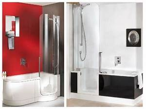 Dusche Oder Badewanne : badewanne dusche umbau durch die duschsanierer ~ Sanjose-hotels-ca.com Haus und Dekorationen