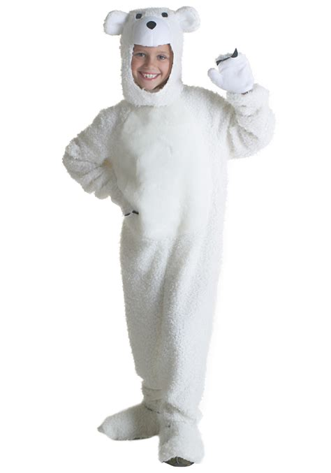 polar bear costume costumes fc