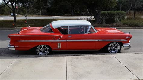 1958 Chevrolet Impala Sport Coupe For Sale