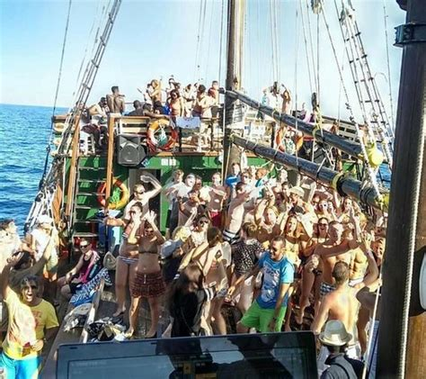 Pirate Party Boat by Live Music Cruise Sunset Picture Of Timanfaya Pirate