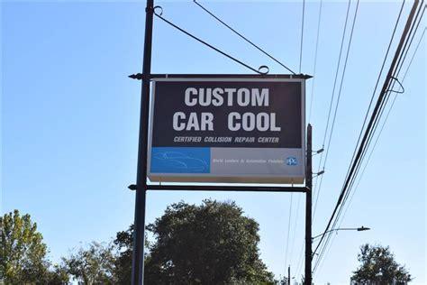 custom car cool  houston tx  auto body shops