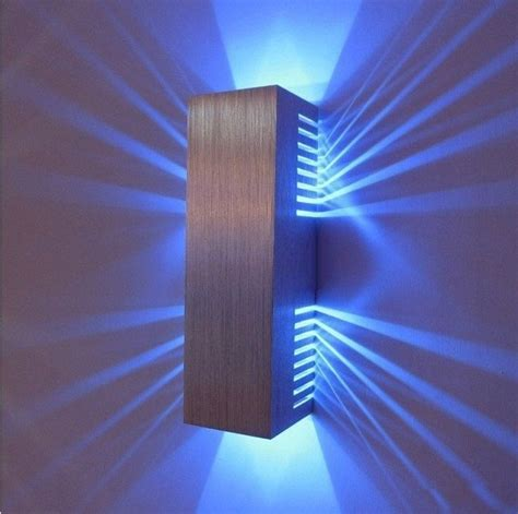 1000 ideas about led wall lights on wall
