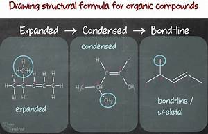 Organic Chemistry 101  Drawing The Structures  U2013 Chemsimplified